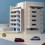 Condominium architecture Model