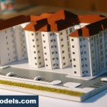 Apartment Building Model Maker
