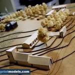 Rural Housing Gardening Model