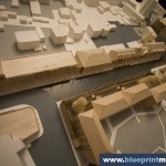 Scale Model Urban Buildings