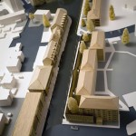 Scale Model Pedestrian Walk