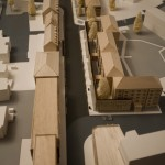Scale Models of Urban Buildings