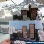 Office Building architectural model making