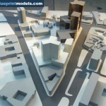 Office Building Architecture Model