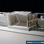 Stage Architectural Scale Model