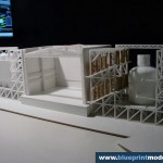 Stage Structure Scale Model
