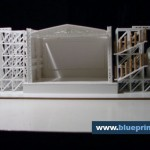 Stage Structure Architectural Model
