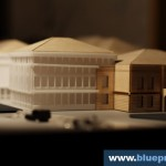 Soupreme Court Architectural Scale Model