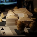 Soupreme Court Architectural Model