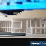 Soupreme Court Building Extension Architectural Scale Model
