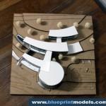 Spa Architectural Scale Model