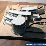 Welness Center Architectural Model