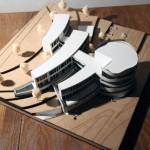 Welness Spa Architectural Model
