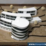 Spa and Welness Center Scale Model
