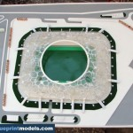 Stadion Conceptual Architectural Model