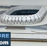 Stadion and Sports Center Concept Architectural 2