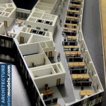 Standard Floor Interior Office Model