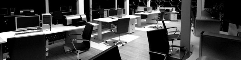Top Floor Office Design Concept Architectural Renderings HEADER