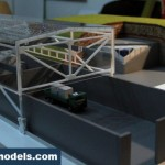 Underground Hangar model maker