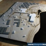 Building Development Area Architectural Scale Model