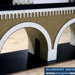 Viaduct Architectural Scale Model