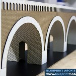 Viaduct du Paris Architectural Model