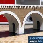 Architectural Scale Model Viaduct