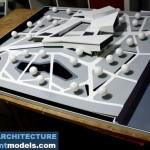 Visual Arts Center Architectural Model