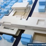 Concept Model Sulina Harbor