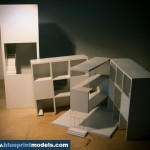 Volumetrical Architectural Scale Model