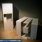 Shapes Architectural Model