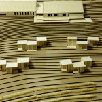 Topographic Architectural Scale Model