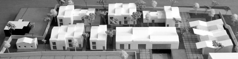 Elderly Facilities Architectural Scale Model HEADER