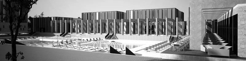 Balnear Center Architectural Renderings HEADER