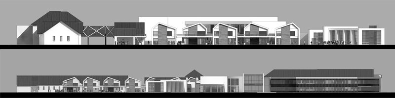 Residences for Elderly Vidin Bulgaria Architectural Renderings HEADER