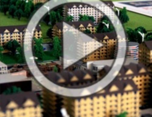 Scale Model – Militari Residence 2 VIDEO
