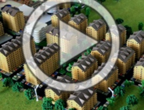 Scale Model – Militari Residence VIDEO