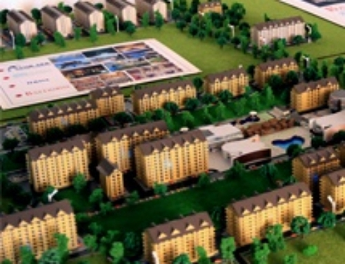 Scale Model – Militari Residence