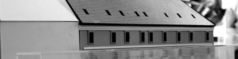 State Council Building Architectural Scale Model HEADER