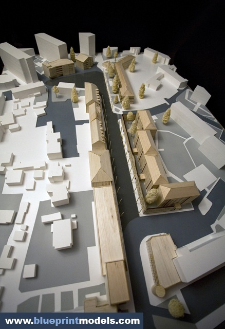 choosing the right materials for architectural models