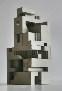 Materials Used in Architectural Scale Models - Mouldable materials - gypsum, plaster