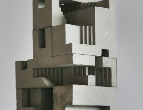 Materials Used in Architectural Scale Models – Mouldable materials – gypsum, plaster