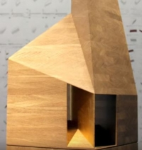 Materials and Tools Used in Architectural Scale Models - Wood