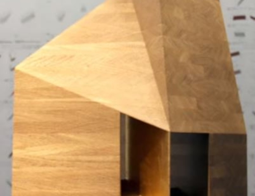 Materials and Tools Used in Architectural Scale Models – Wood