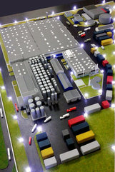 Industrial Models Warehouses