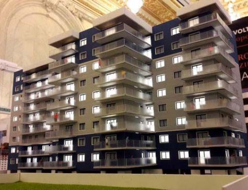 Metropolitan Residence – Real Estate Architectural Model