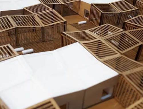 Modular Spaces Architectural Scale Model
