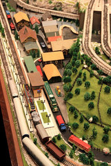 Railway Scale Models