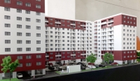 Residences and Housing Architectural Scale Models