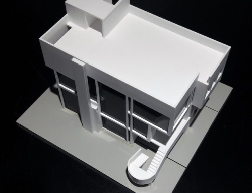 Smith House Architectural Model